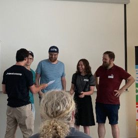 Hammertime & Too good to miss, Freiburger Webdays 2019